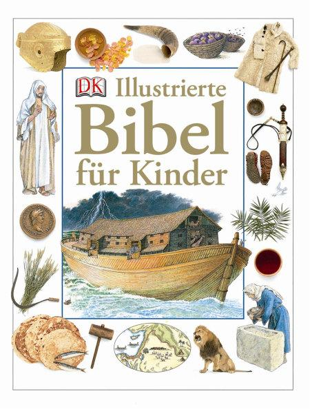 Cover des Buches Illustrierte Bibel für Kinder Selina Hastings